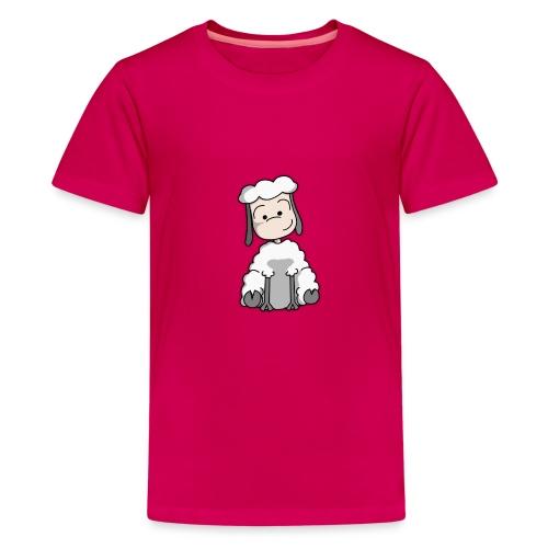 Schaf - Teenage Premium T-Shirt