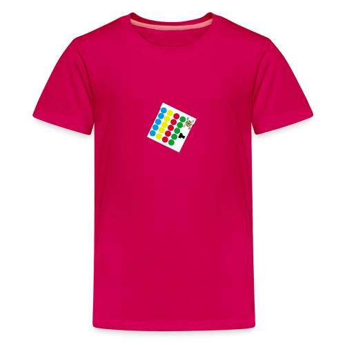LUNARES - Camiseta premium adolescente