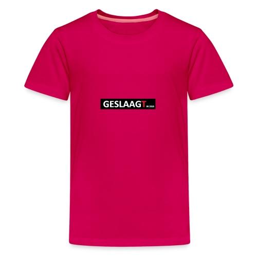 geslaagt01 - Teenager Premium T-shirt