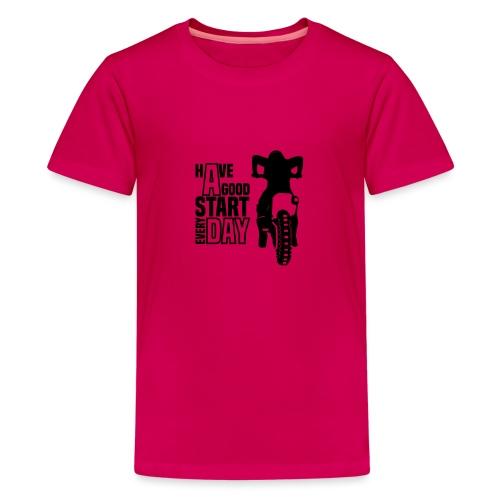 Have a good Start MX (HQ) - Teenager Premium T-Shirt