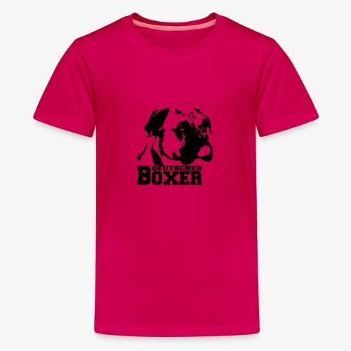 Deutscher Boxer - Teenager Premium T-Shirt
