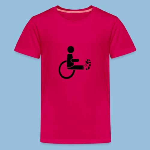 Gips2 - Teenager Premium T-shirt