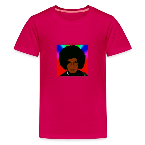 afro1 - Teenager Premium T-Shirt