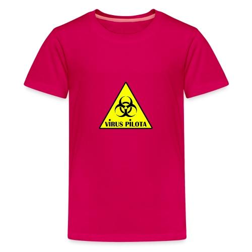 viruspelote png - T-shirt Premium Ado