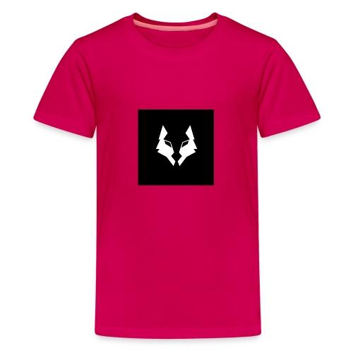 La Meute Big Logo - T-shirt Premium Ado