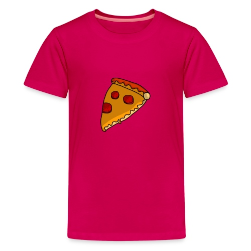 pizza - Teenager premium T-shirt