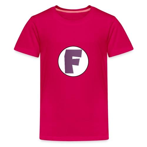 Frieza F! - Teenage Premium T-Shirt