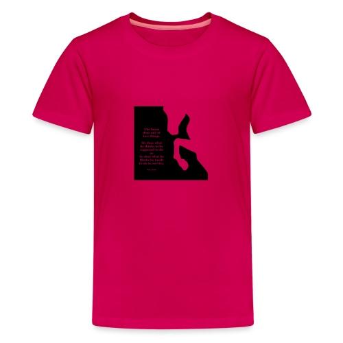 Ray Hunt - Teenager Premium T-Shirt