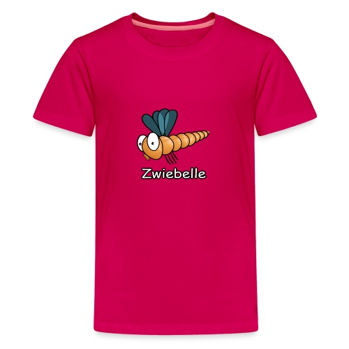 Zwiebelle Fun Shirt - Teenager Premium T-Shirt