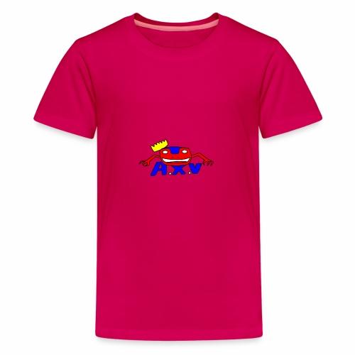 Frog world - T-shirt Premium Ado