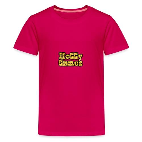 HoGGyGames - Maglietta Premium per ragazzi