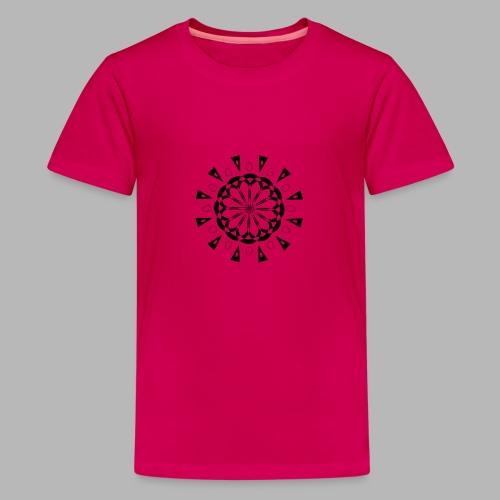 Mandala - T-shirt Premium Ado