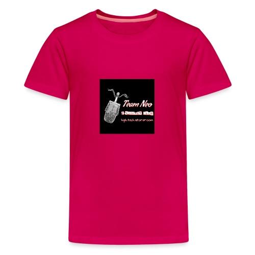 Neo Scooter Club - T-shirt Premium Ado