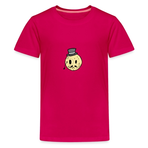 Crumpet Squad Mens T - Teenage Premium T-Shirt