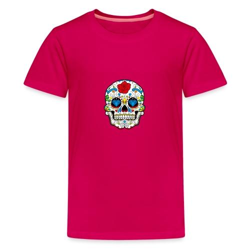 skull2 - Maglietta Premium per ragazzi