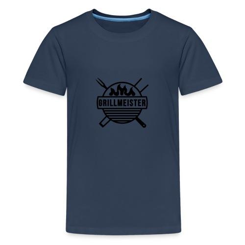 Grillmeister - Teenager Premium T-Shirt