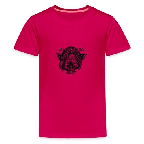 Summoned Tide Normal style - Teenage Premium T-Shirt