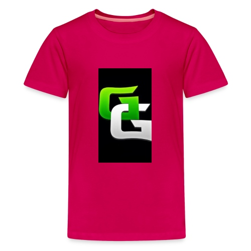 GG Pulver - Teenager Premium T-Shirt