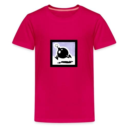 bomba - Maglietta Premium per ragazzi