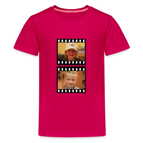 lente tess png - Teenager Premium T-shirt