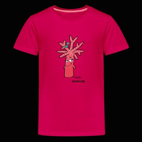 Bran Ramosy - Teenage Premium T-Shirt