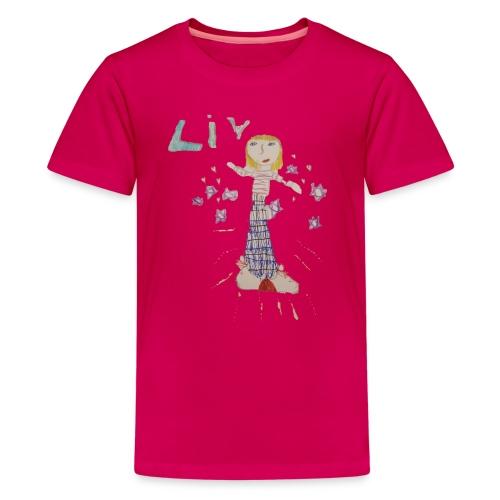 Life - Teenage Premium T-Shirt