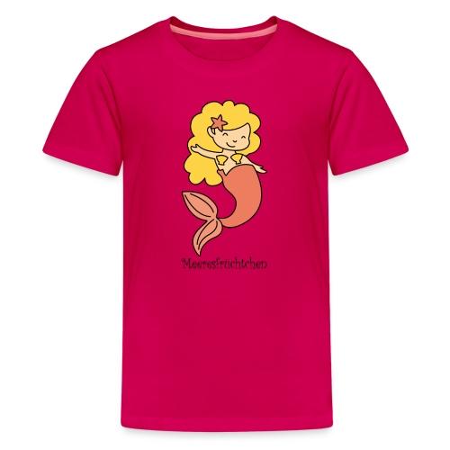 Meeresfrüchtchen - Teenager Premium T-Shirt