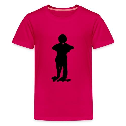 just a man - T-shirt Premium Ado