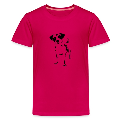 Jack Russell Terrier - Teenager Premium T-Shirt