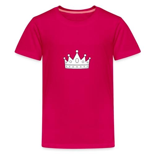 Signature Crown - Teenage Premium T-Shirt
