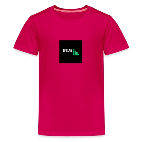 LF CLAN - Premium-T-shirt tonåring