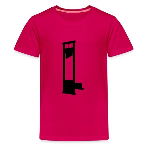Fallbeil - Teenager Premium T-Shirt