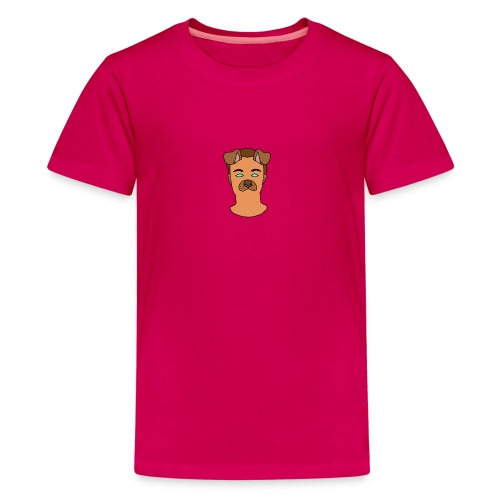 carottn av RAZE - Premium T-skjorte for tenåringer
