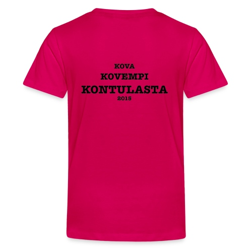 Kontula - Teenage Premium T-Shirt