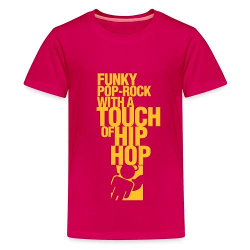 funky - Teinien premium t-paita