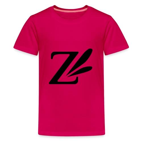 up the pole_fett - Teenager Premium T-Shirt