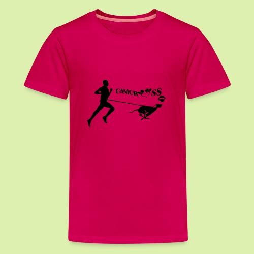 CANICROSS - T-shirt Premium Ado