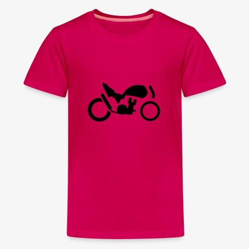 Streetfighter M4 - Teenager Premium T-Shirt
