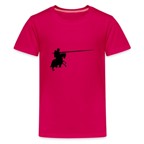 Ritter - Teenager Premium T-Shirt
