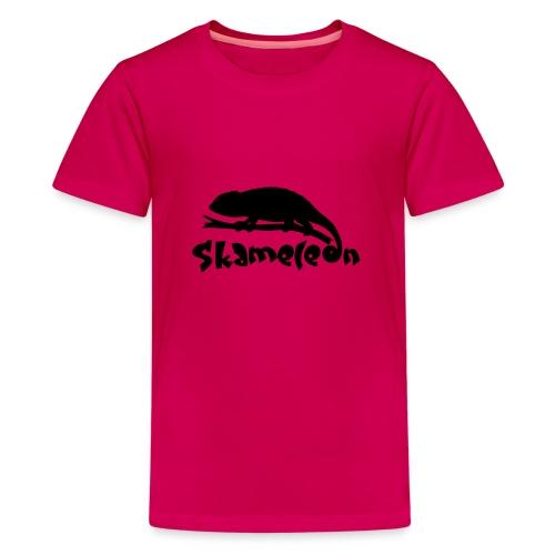 logoskameleon - Teenager Premium T-Shirt