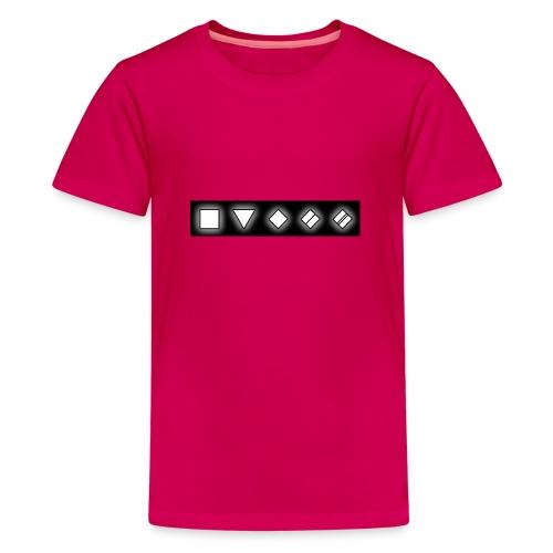 Przod png - Koszulka młodzieżowa Premium