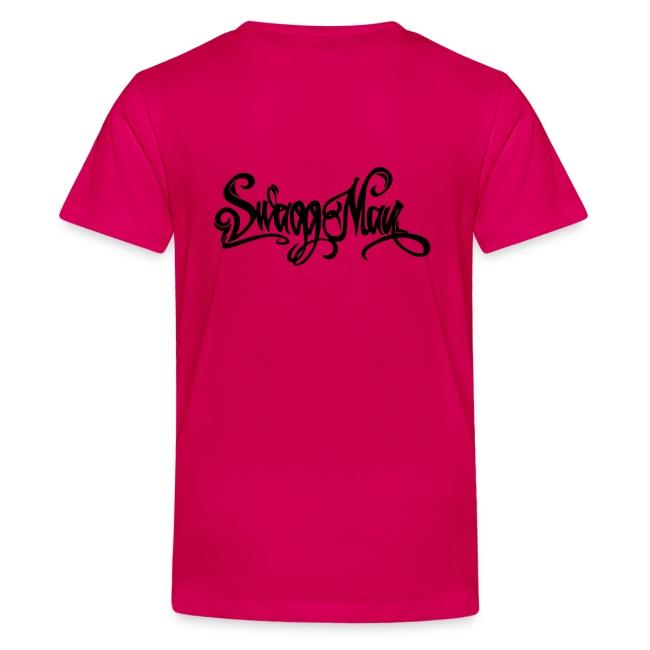 Swagg Man logo