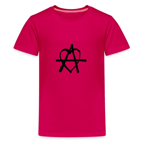Love and Anarchy - Teenager Premium T-Shirt