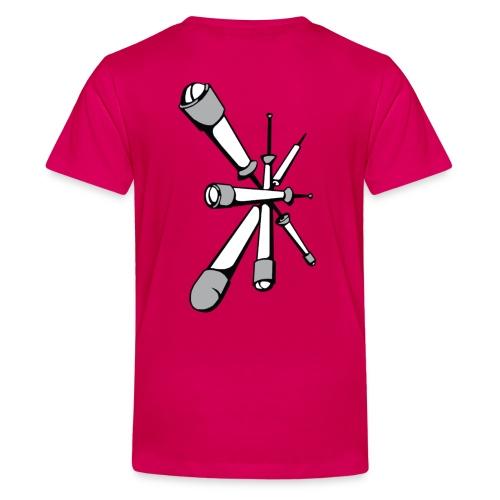 Pompfen - Teenager Premium T-Shirt