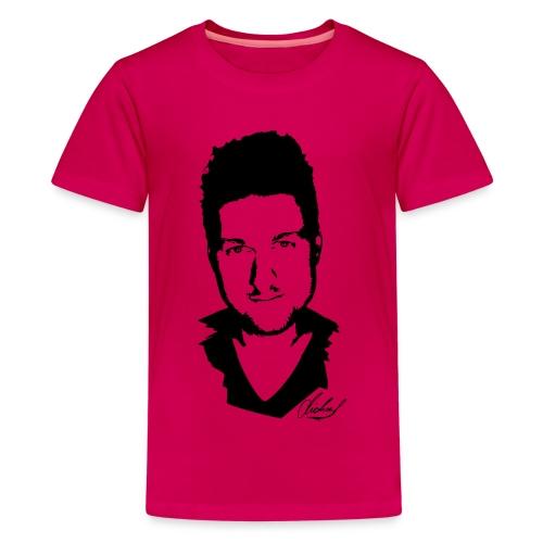 MFsw T-shirt auf weiss NE - Teenager Premium T-Shirt
