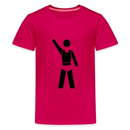icon - Teenager Premium T-Shirt