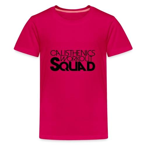 CWS Logo - Teenager Premium T-Shirt
