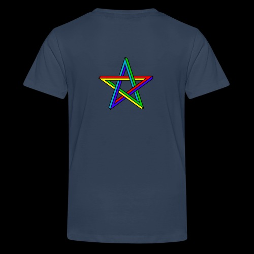 SONNIT STAR - Teenage Premium T-Shirt