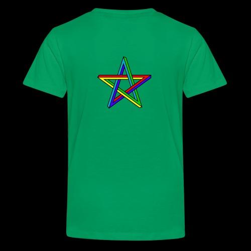 SONNIT STAR - Teenage Premium T-Shirt