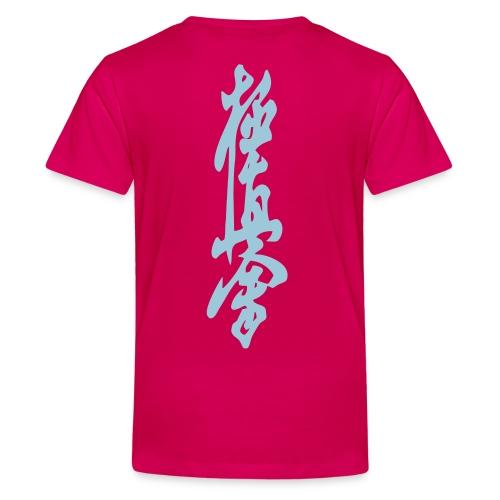 KyokuShin - Teenager Premium T-shirt